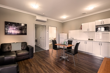 Disabled Friendly Two Bedroom Apartment